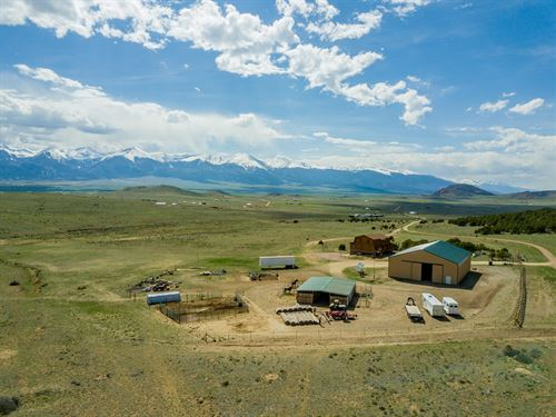 Silver Cliff Hills Ranch : Westcliffe : Custer County : Colorado