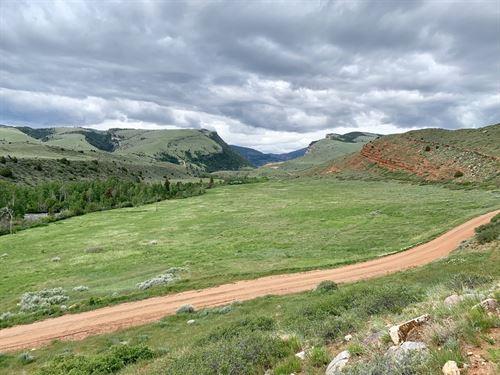 North Fork River Acreage : Lander : Fremont County : Wyoming