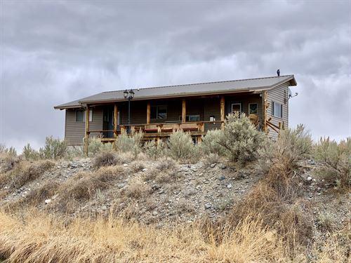 Shoshone River Hunting/Fishing : Powell : Park County : Wyoming