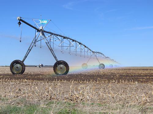 Phillips County Irrigated Farm : Holyoke : Phillips County : Colorado