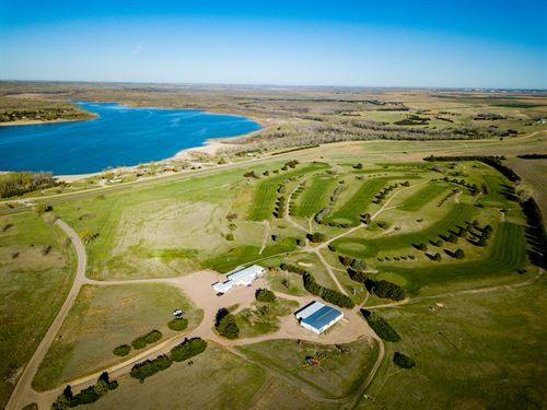 Enders Lake Golf Course : Enders : Chase County : Nebraska