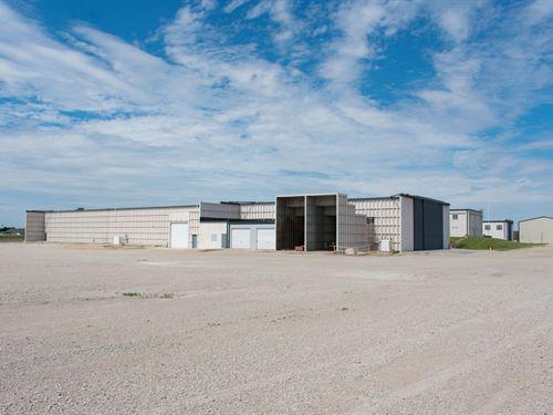 Hays Industrial Complex : Hays : Ellis County : Kansas