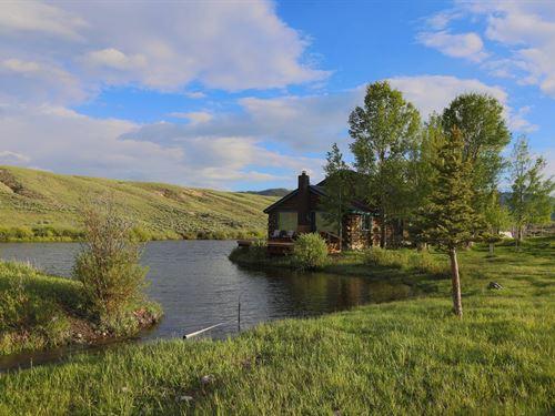 Hermit Jack Ranch : Cowdrey : Jackson County : Colorado