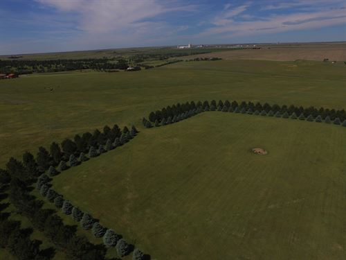Hilltop Views, Homesite : Goodland : Sherman County : Kansas