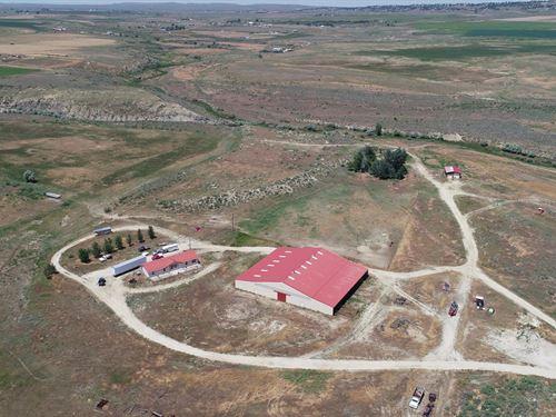 Castleman Ranch, Casper : Casper : Natrona County : Wyoming