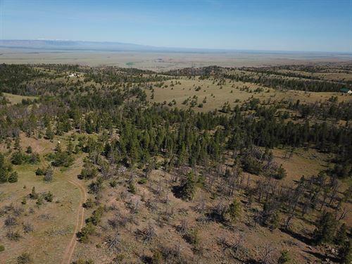 Boulder Ridge Valley View : Laramie : Albany County : Wyoming