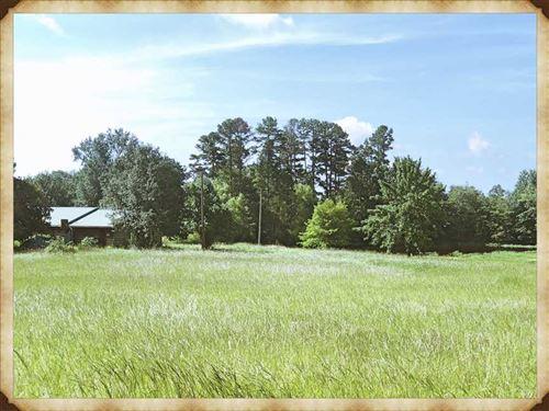 Auction, 40 Acres And Home, Da : Damascus : Van Buren County : Arkansas