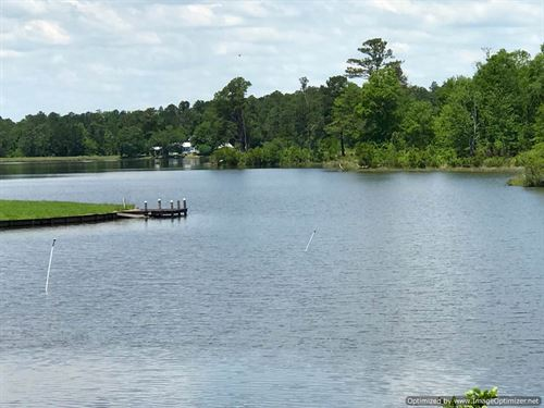Family Fun On Large Lake With Views : Perkinston : Stone County : Mississippi