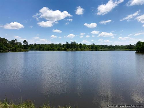 Beautiful Family Homesite With Lake : Perkinston : Stone County : Mississippi