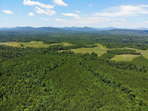 Two Creeks Timberlands : Scottsville : Albemarle County : Virginia