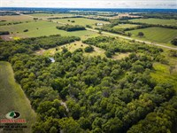 39 Acres Turn Key Hunting Farm For : McCune : Crawford County : Kansas