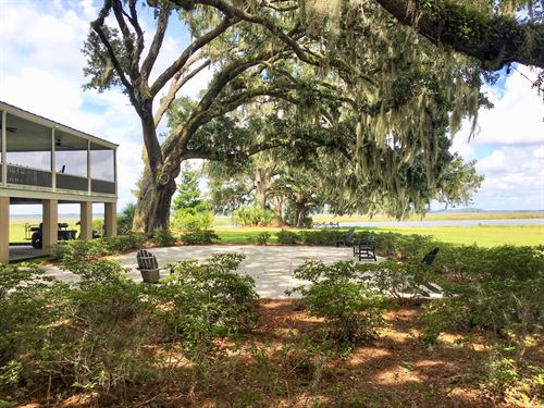 Red Bluff Plantation : Hardeeville : Jasper County : South Carolina