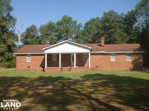 Mini Farm And Hunting Estate : Norway : Orangeburg County : South Carolina