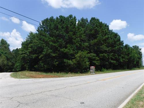 Cleveland Farm Estates Tract B : Locust : Henry County : Georgia