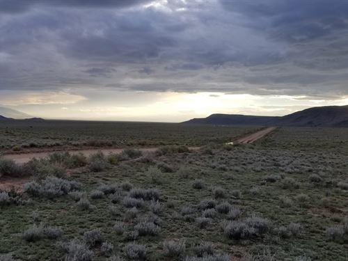 5 Acres Near The Rio Grande River : Blanca : Costilla County : Colorado