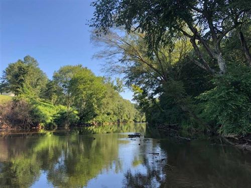 90 Acres on Buttahatchie River : Hamilton : Marion County : Alabama