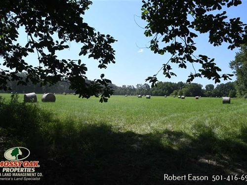 252 Acre Saline County Farm WI : Benton : Saline County : Arkansas