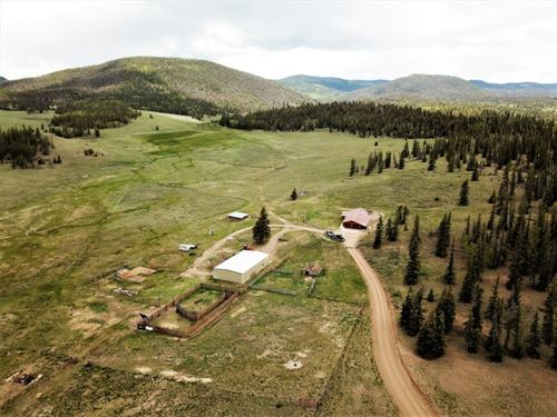 Los Creek Ranch : Saguache : Colorado