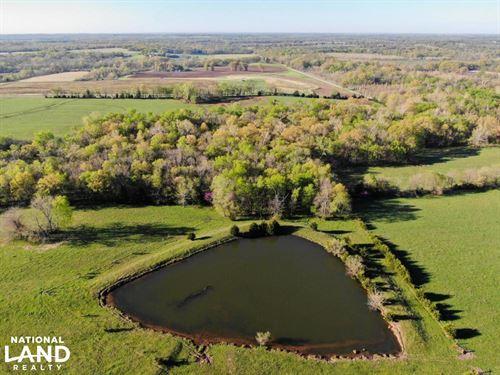 Linn County Kansas Recreational Farms for Sale : FARMFLIP