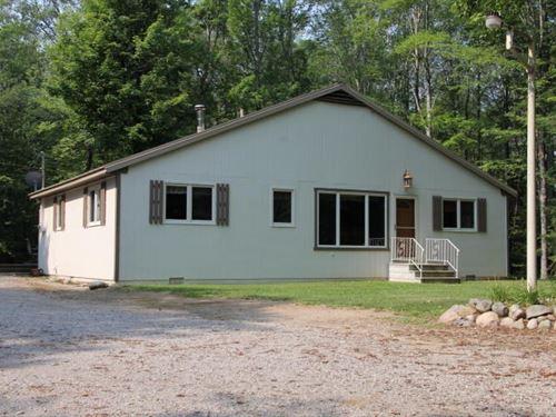 Home Hunting Acreage Atlanta MI : Atlanta : Montmorency County : Michigan