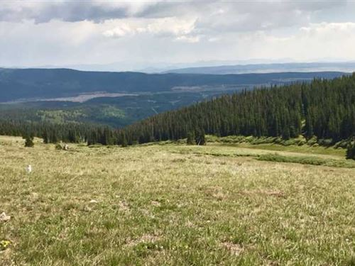 Little Pittsburg And German Mining : Alma : Park County : Colorado