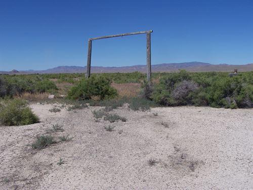 Nice, Near Humboldt River, $388 P/M : Lovelock : Pershing County : Nevada