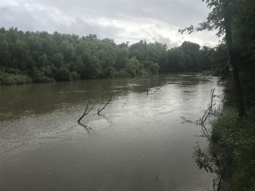 Ocmulgee River Frontage : Abbeville : Wilcox County : Georgia