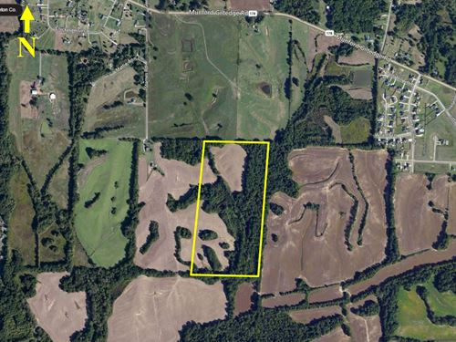50.74 +/- Acres, Tipton County, Tn : Munford : Tipton County : Tennessee