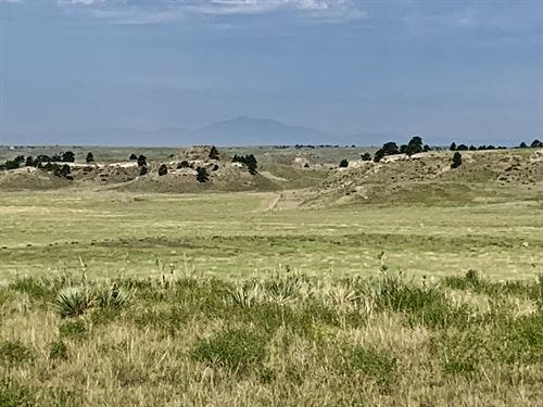 Rocky Top With Views : Fort Laramie : Goshen County : Wyoming