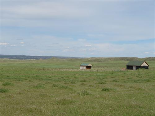Panoramic East Valley Views : Fort Laramie : Goshen County : Wyoming