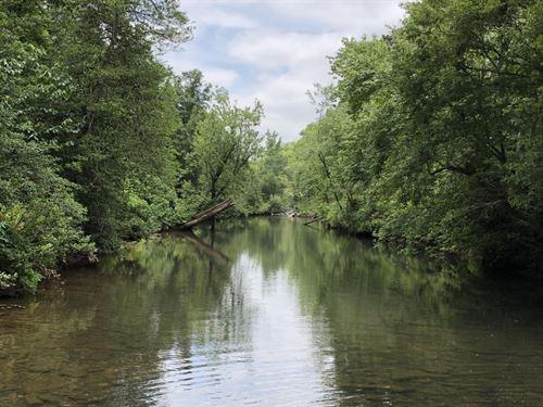 Piney Creek Tract : Bradford : Independence County : Arkansas