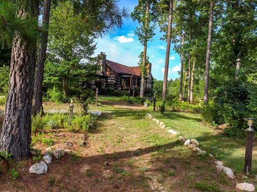 Reduced, 98 Ac of Farm And Huntin : Victoria : Lunenburg County : Virginia