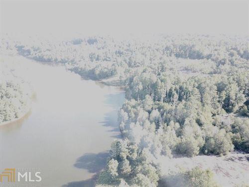 Beautiful Gently Rolling Lake Lot : Loganville : Walton County : Georgia