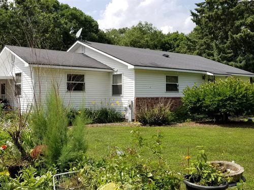 Country Home / Farmette Waupaca WI : Waupaca : Wisconsin