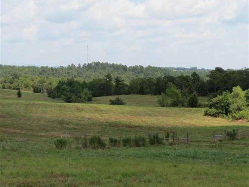 Hilltop Homesite Near Valliant, Mc : Ringold : Pushmataha County : Oklahoma