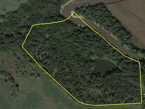 22 Acres M/L For Sale in Decatur : Lamoni : Decatur County : Iowa