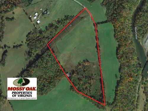 34 Acres of Residential Farm : Lexington : Rockbridge County : Virginia