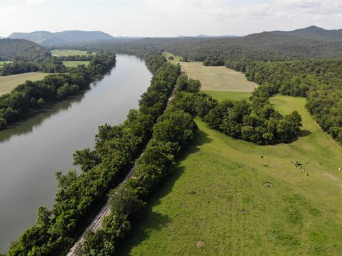 River Front Property On White River : Melbourne : Izard County : Arkansas