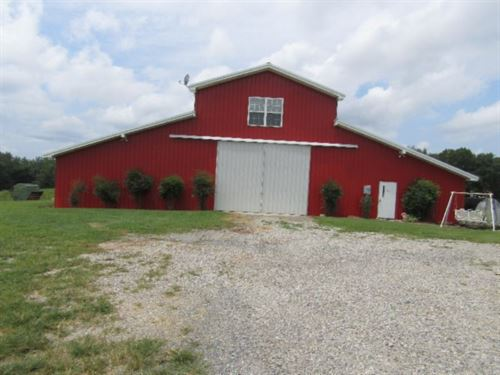 708Ac Income Producing Farm : Red Boiling Springs : Clay County : Tennessee