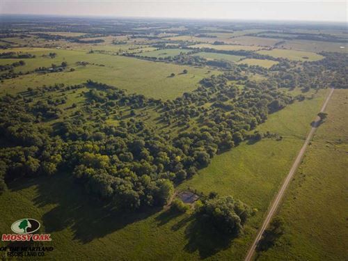 80 Acres For Sale In Neosho County : Erie : Neosho County : Kansas