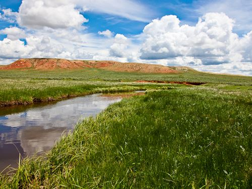 Little Medicine Bow River Ranch : Medicine Bow : Albany County : Wyoming