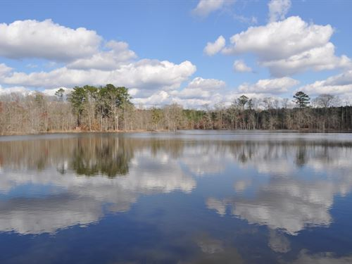 Turn Key Recreational Property : Sawyerville : Hale County : Alabama