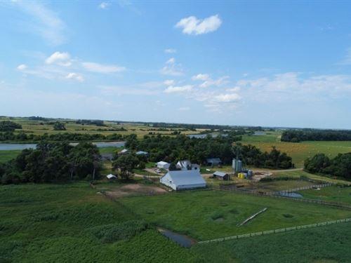North Loup River Ranch : Taylor : Loup County : Nebraska