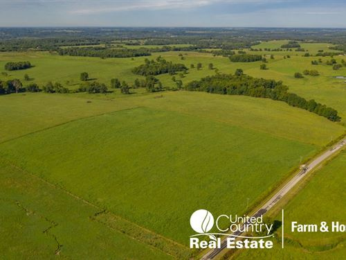540-Acre Cattle Ranch, Bolivar : Bolivar : Polk County : Missouri