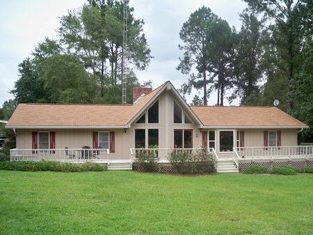 Beautiful Horse Ranch With Home : Swainsboro : Emanuel County : Georgia