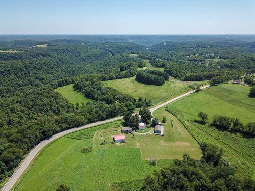 Cr 47 Tract 1, 127 Acres : Toronto : Jefferson County : Ohio