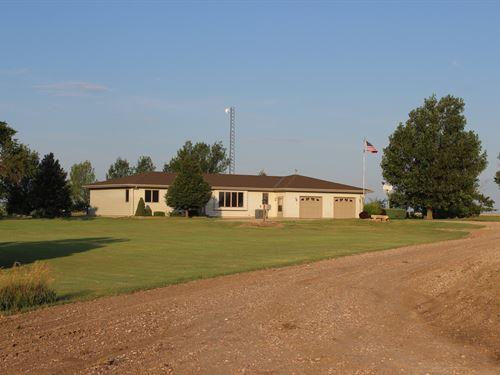 Canyon View Retreat : Wauneta : Chase County : Nebraska