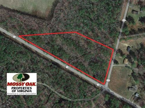 6 Acres of Mature Timber Land For : Surry : Virginia