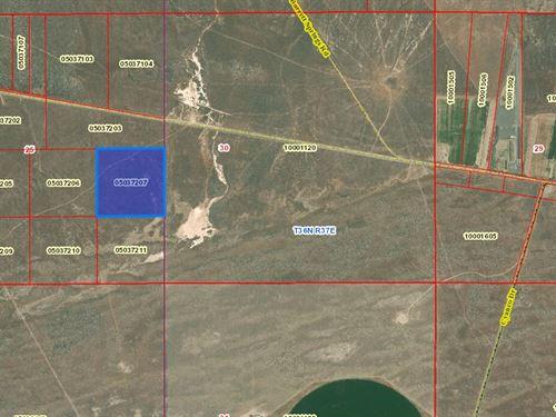 39.96 Acres In Humboldt County, Nv : Winnemucca : Humboldt County : Nevada