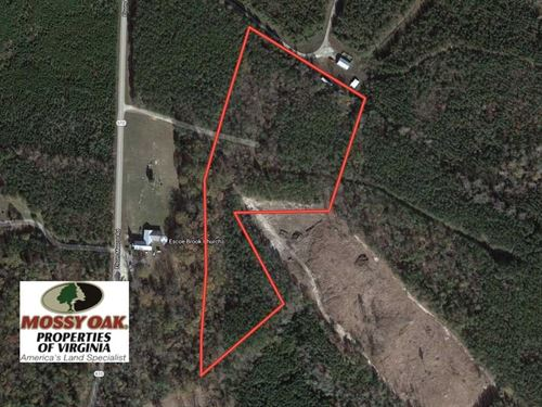 8 Acres of Residential And Recreat : Mascot : King And Queen County : Virginia